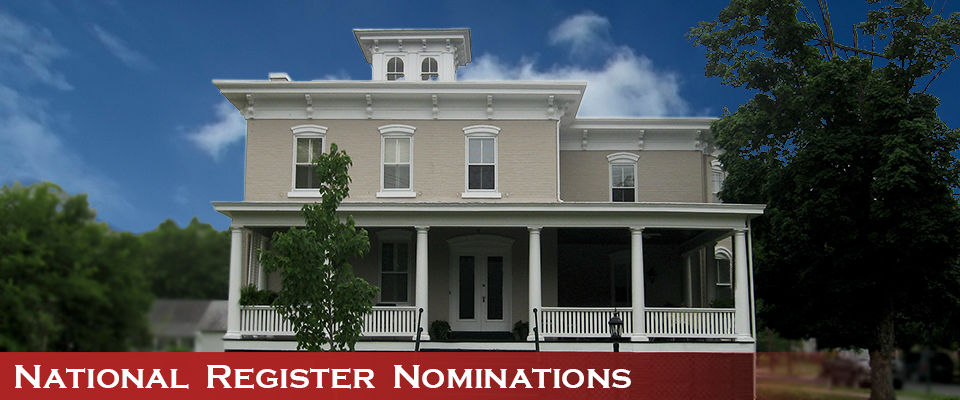 National Register Nominations